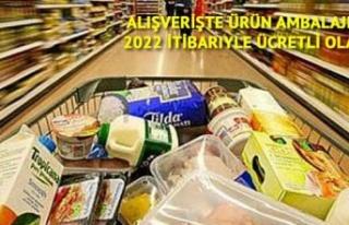 Alışverişte Ürün Ambalajları 2022'den Sonra...