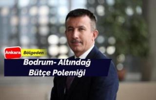 Altındağ ile Bodrum Belediye Başkanları arasında...