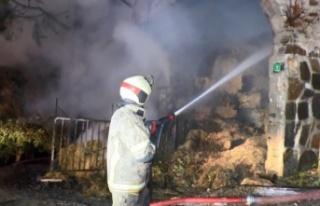 Bursa'da Eş Zamanlı Olarak 6 Yangın