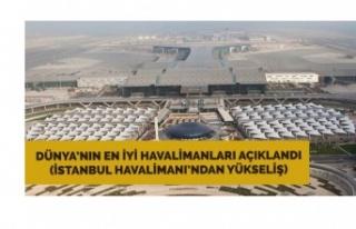 Dünyanın En İyi Havalimanları Listesi