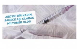 Sadece Aşı Olarak Milyoner Oldu