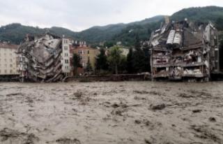 Sel felaketinde ağır bilanço: 17 kayıp