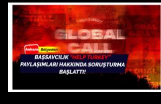 SON DAKİKA: Başsavcılık, 'Help Turkey'...