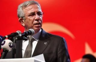 2021 Dünya Belediye Başkanı Başkent Ödülü Mansur...