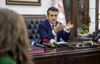 Ankara İl Sağlık Müdürü Akelma Açıklama Yaptı