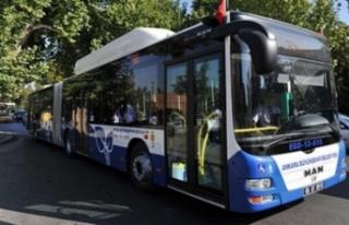 Ankara'da İki Kişiden Biri Toplu Taşımayı Kullanmadı