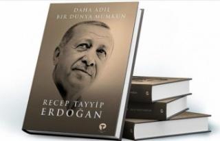 """Cumhurbaşkanı Erdoğan'ın kitabı """"Daha..."""
