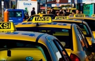 İçişleri Bakanlığı taksi genelgesi yayınladı