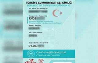 Sahte PCR Testi ve Sahte Aşı Kartı