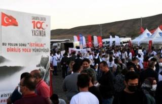 Sakarya Zaferi'nin 100. Yılı Etkinliğine Yoğun...