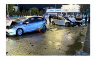 Son dakika haberi: Ankara'da 7 aracın karıştığı...