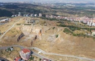 100. Yıl Anıtı Başkent'te yükselecek