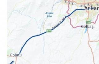 Ankara Polatlı Kaç Km?