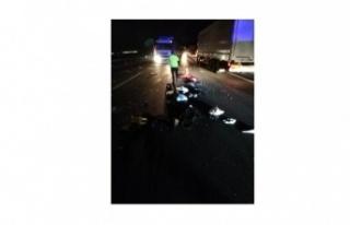 Ankara'daki kazada 3 kişi hayatını kaybetti