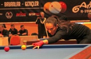 Bilardoda Türkiye Pool Şampiyonası Ankara'da...