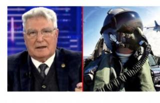 Emekli korgeneral: 1 Türk savaş pilotu, 26 ABD savaş...