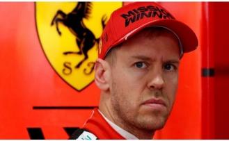 Ferrari'de Sebastian Vettel dönemi sona erdi!