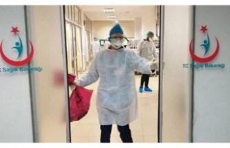 Ankara'da 18 sağlık çalışanının testi pozitif