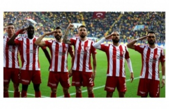 Sivasspor, Ankaragücü'nü 3-0 yendi