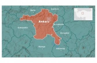 Ankara'da art arda deprem