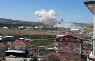 Ankara Roketsan'da patlama! 3 yaralı