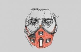 Evde koronavirüs maskesi nasıl yapılır? İşte yıkanabilir maske yapma yolları