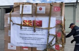 Türkiye'den 57 ülkeye koronavirüs yardımı