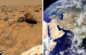 İnsanlığın Gelecekteki Umudu Mars'ın Dünya ile Benzer Özellikleri