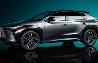 Toyota, Tüm Dünyada Satışa Çıkacak İlk Elektrikli Otomobilini Tanıttı: bZ4X