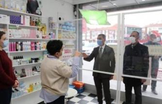 Gölbaşı Belediyesi'nden Bin TL'lik destek esnafa 'can suyu'