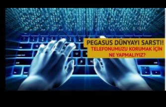 Pegasus dünyayı salladı: Telefonumuzu casus yazılımlardan korumak için neler yapmalıyız?