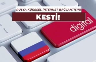 Rusya, İnternet Güvenliğini Sağlayabilmek İçin Küresel İnternet Bağlantısını Kesecek