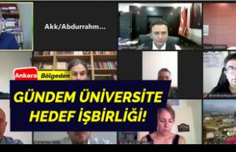 Üniversite Hedef İş Birliği