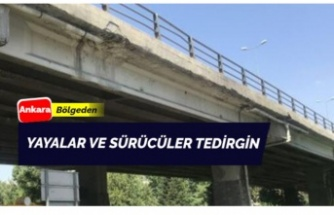 Fatih Köprüsü tedirgin ediyor