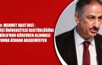 Prof.Dr. Mehmet Naci İnci kimdir?