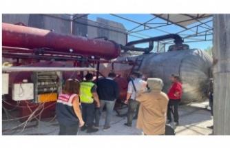 Ankara'da Çiftlikte Kaçak Akaryakıt