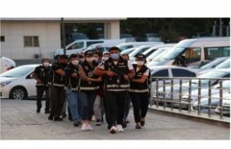 Ankara merkezli 3 ilde uyuşturucu operasyonu