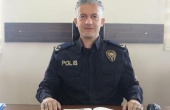 Haymana İlçe Emniyet Müdürü Fatih Kılıç oldu!