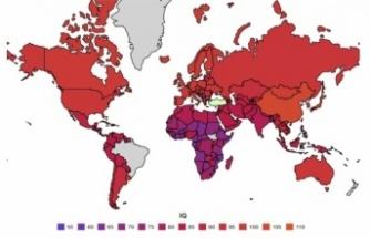 İşte dünyanın en zeki ülkeleri sıralaması ve Türkiye'nin yeri