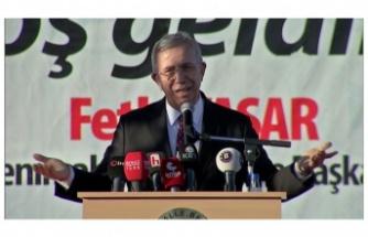 Mansur Yavaş: 'Vallahi billahi kullanmadık'