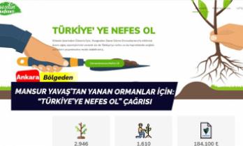 Türkiye'ye Nefes Ol!