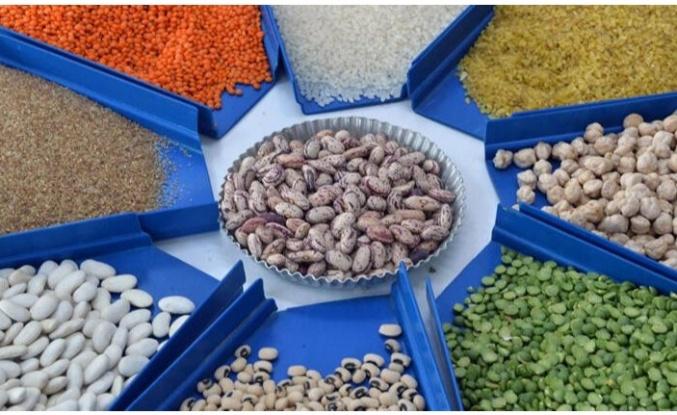 Bakan açıkladı! Temel gıda ürünlerinde stok sorunu yok