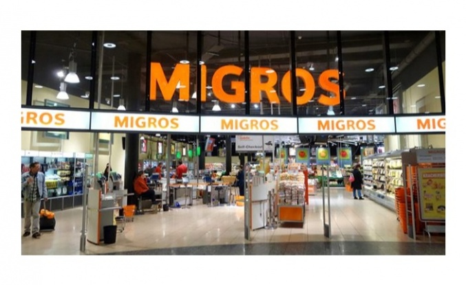 Migros 2019'da zarar etti