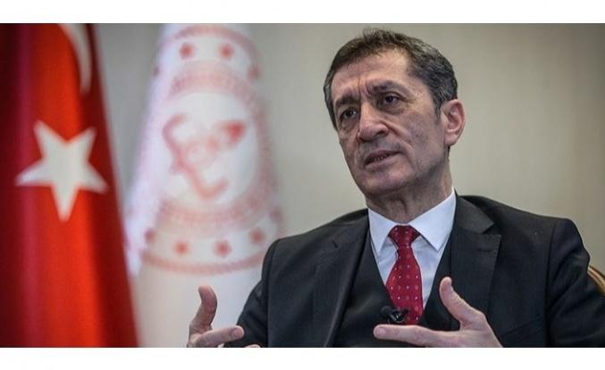 Milli Eğitim Bakanı Ziya Selçuk açıkladı sınav yerine birinci dönem notu