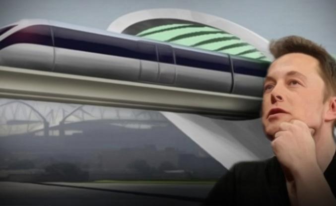 Saatte 1.000 Km Hızla Amsterdam'ı Avrupa'ya Bağlayacak Hyperloop Projesi