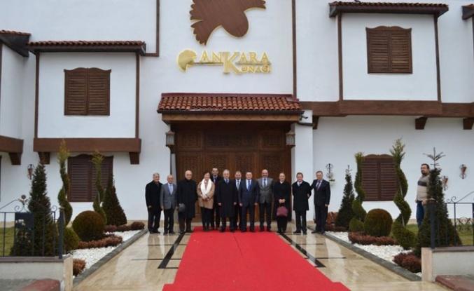 Ankara'daki En Büyük Dernekler