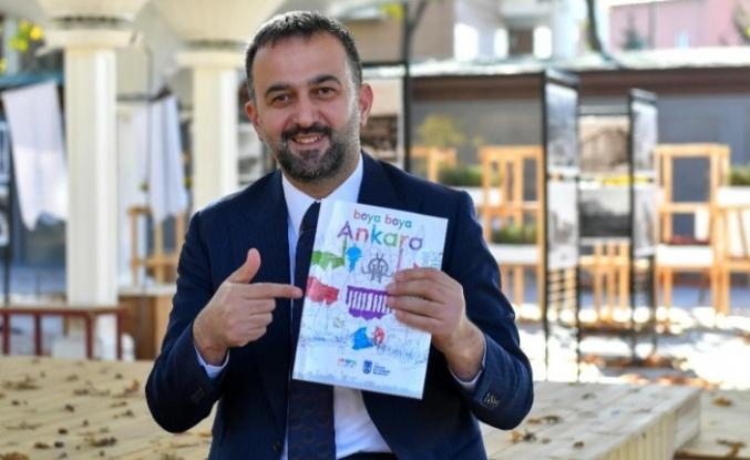 Ankara Kent Konseyi çocuklara sürpriz yaptı!