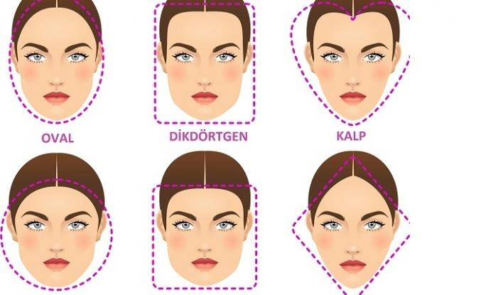Yüz şekline göre saç modeli nasıl olmalı? Yüzünüz uzunsa katlı kesimler, yüzünüz yuvarlaksa...