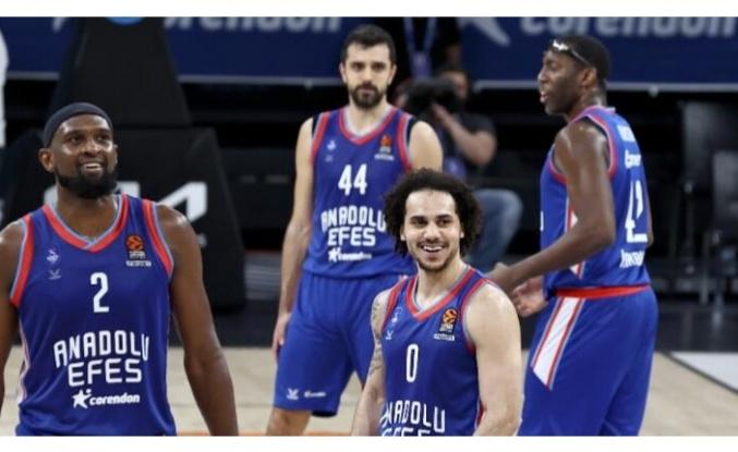 2021 Euroleague Final Four ne zaman, hangi takımlar oynayacak? Anadolu Efes'in maçları ne zaman başlayacak?