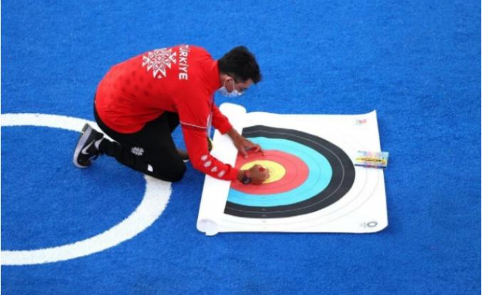 SON DAKİKA: Milli okçumuz Mete Gazoz olimpiyat şampiyonu oldu!